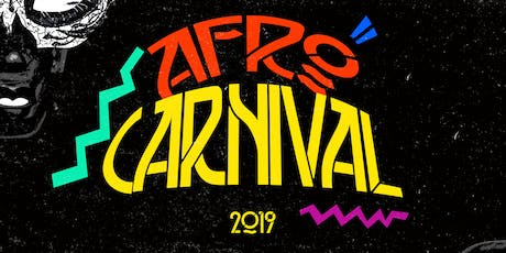 AFRO CARNIVAL FEST NEW YORK 2019 tickets
