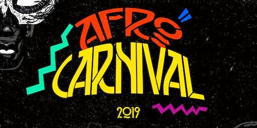 AFRO CARNIVAL FEST NEW YORK 2019