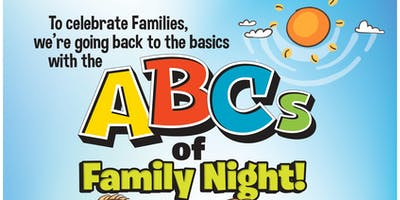 Ovation Brands® and Furr's Fresh Buffet® Celebrate the ABCs of Family Night