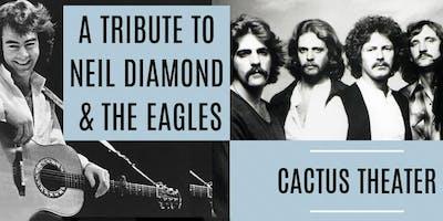 A Tribute to Neil Diamond & The Eagles