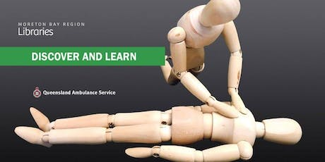 CPR Awareness - Bribie Island Library tickets