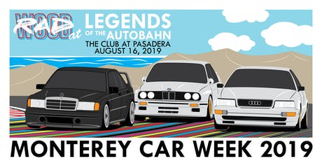RADwood @ Legends of the Autobahn Corral tickets