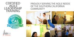 Certified Agile Leadership Training (CAL I) - Orange...