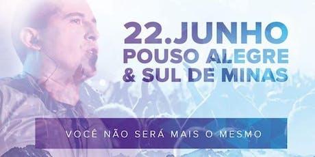 Encontro com Deus para Ministros e Adoradores Sul de Minas tickets