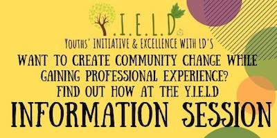 The Y.I.E.L.D Program Information Session