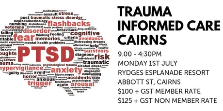 Trauma Informed Care CAIRNS tickets