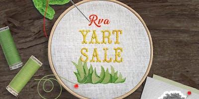 Spring 2019 yArt Sale Vendor Registration Only