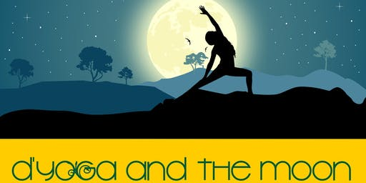 D'Yoga and The Moon