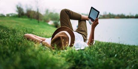 Discover eBooks and eAudio with Bolinda Borrow Box tickets