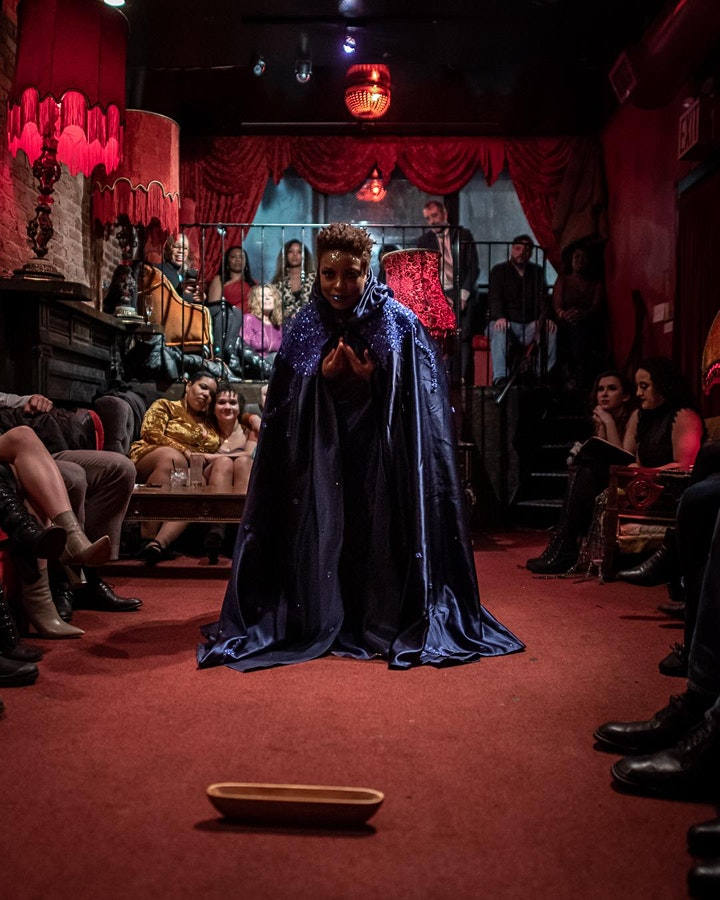 The Spring Spectacular of Secrets & Mystery - Immersive Burlesque Show image