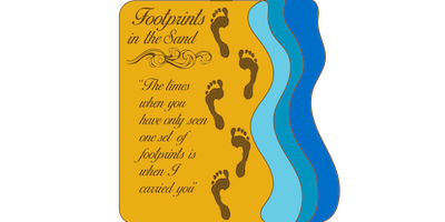LIVE 2019 Footprints in the Sand 1 Mile, 5K, 10K, 13.1, 26.2 -Olympia