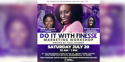 Do it With Finesse: Marketing Workshop