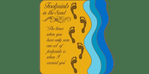 LIVE 2019 Footprints in the Sand 1 Mile, 5K, 10K, 13.1, 26.2 -Birmingham