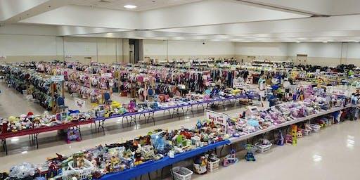 JBF Lakeland Prime Time Presale Shopping Fall 2019