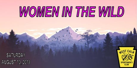 Women in the Wild - A Special Day Just For Women tickets