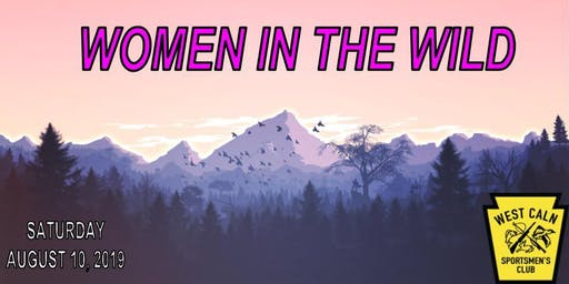 Women in the Wild - A Special Day Just For Women