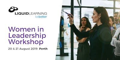 Women in Leadership Workshop - Perth