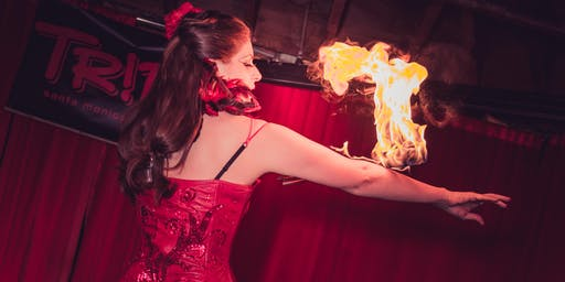 TRiPTease Burlesque EVERY Wednesday!