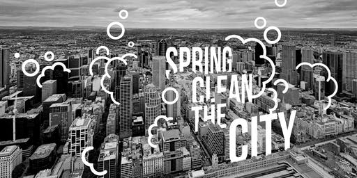 Spring Clean the City 2019
