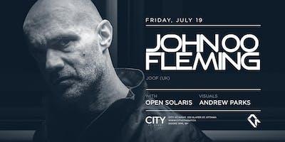 John 00 Fleming at City At Night : Cityscape Sessions
