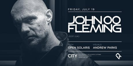 John 00 Fleming at City At Night : Cityscape Sessions tickets