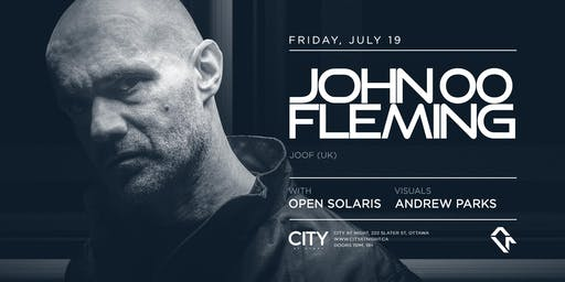 John 00 Fleming at City At Night : Cityscape Sessions