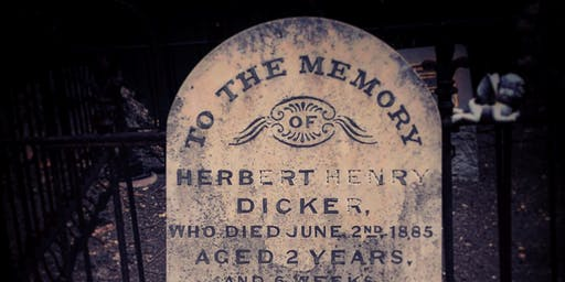 Projected History: The Golden Grove Cemetery