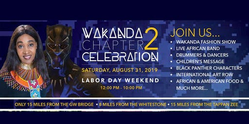 Wakanda Celebration Chapter 2