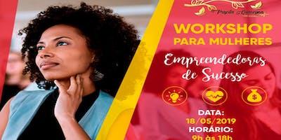Workshop para mulheres de sucesso