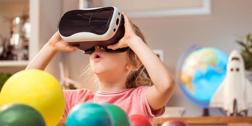 What if? We can use virtual reality to transform kids learning?
