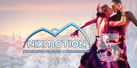 Nixmotion 2020 - 5th anniversary tickets