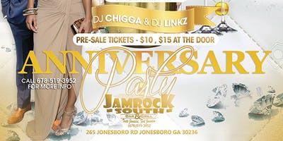 Jamrock Anniversary Party