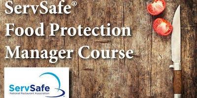 ServSafe Certified Food Protection Manager Training