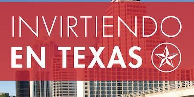Invirtienedo y haciendo negocios en Texas