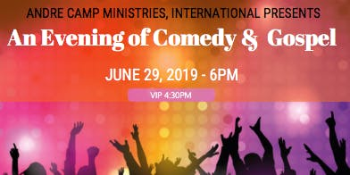 An Evening of Comedy & Gospel