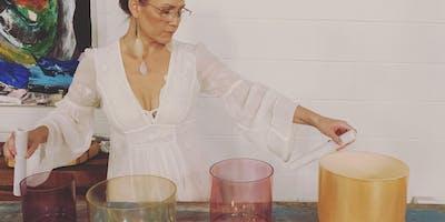 Alchemy Sound Bath and Heart Chakra Activation