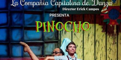 PINOCHO Sábado 15