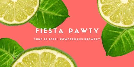 Fiesta Pawty  tickets