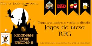 Kingdom's Game Episódio 2