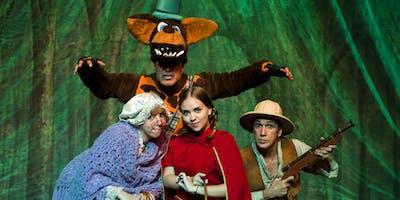 Desconto: Chapeuzinho Vermelho e o Lobo, no Teatro