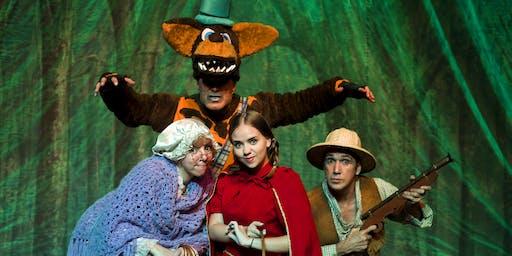 Desconto: Chapeuzinho Vermelho e o Lobo, no Teatro Bibi Ferreira