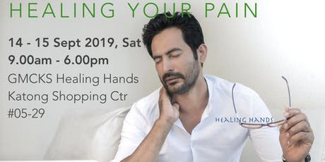 Effectively Heal your Pain tickets