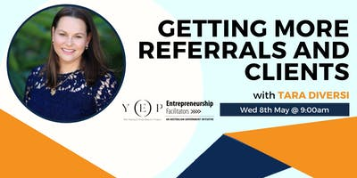 Getting More Referrals & Clients Workshop