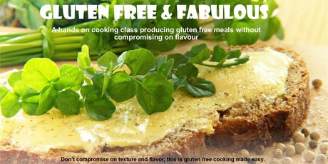 Gluten Free & Fabulous tickets