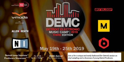 DEMC 2019: Day 6 (of 7)-Hosted by SPIN INC.