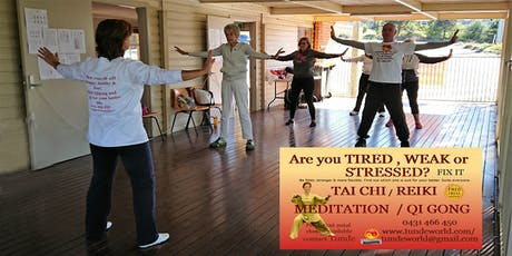 Tai chi at Kellyville tickets