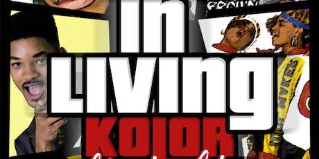 IN LIVING KOLOR: THE SUMMER'S BIGGEST 2000'S JAM tickets