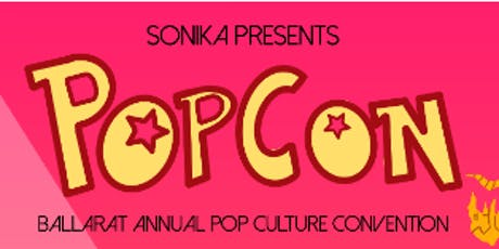 PopCon 2019 Stallholder Bookings  tickets