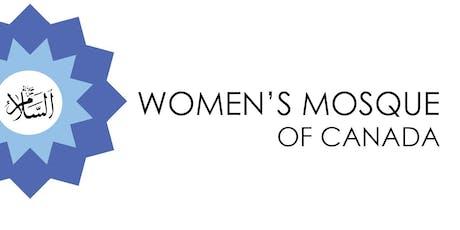 Jummah-Friday Prayer Gathering - Women's Mosque of Canada tickets