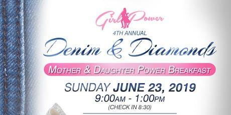 Mother & Daughter Breakfast tickets